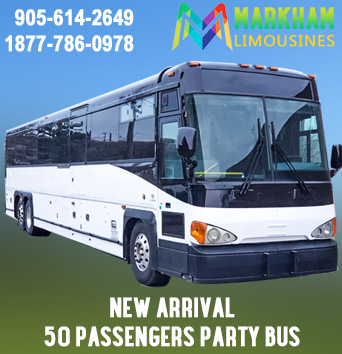 Markham Party Bus